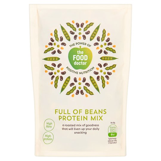 The Food Doctor Full Of Beans Protein Mix 120G