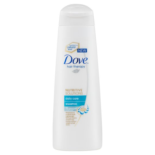 competitors of dove shampoo