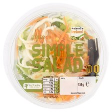 Tesco Simple Salad 135G