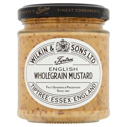 Tiptree East Anglian Hot Mustard 185G