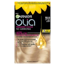 Garnier Olia 10 Very Light Blonde Permanent Hair Dye