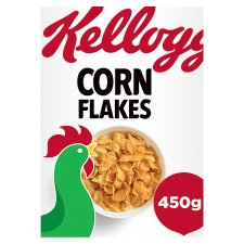 Kelloggs Corn Flakes Cereal 450G