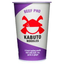 image 1 of Kabuto Beef Pho Noodles 85G