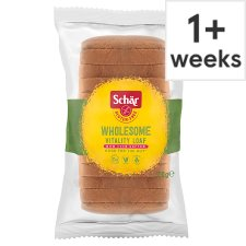 Schar Wholesome Vitality Loaf Gluten Free 350G