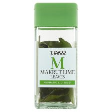 Tesco Kaffir Lime Leaves 1G ..