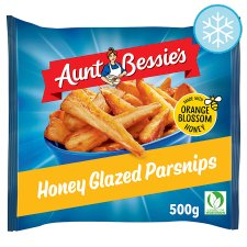 Aunt Bessie's Roast Parsnips Honey Glazed 500G