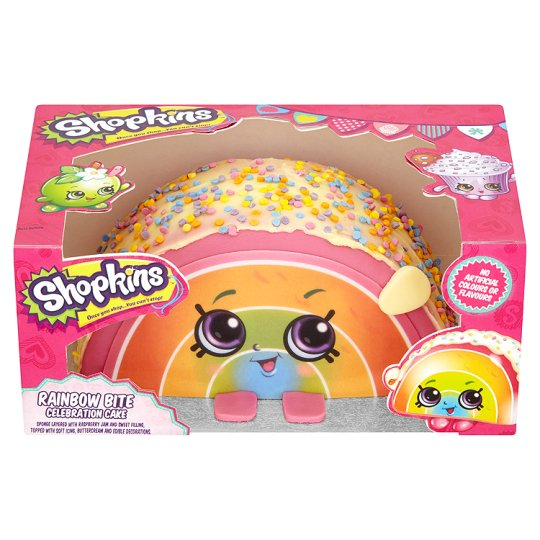 Shopkins Birthday Cake Tesco