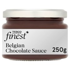 Tesco Finest Chocolate Sauce 250G