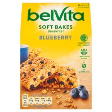 Belvita Breakfast Soft Bakes Blueberry 250G
