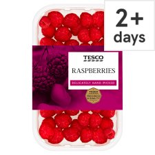 Tesco Raspberries 150G
