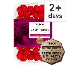 image 1 of Tesco Raspberries 150G