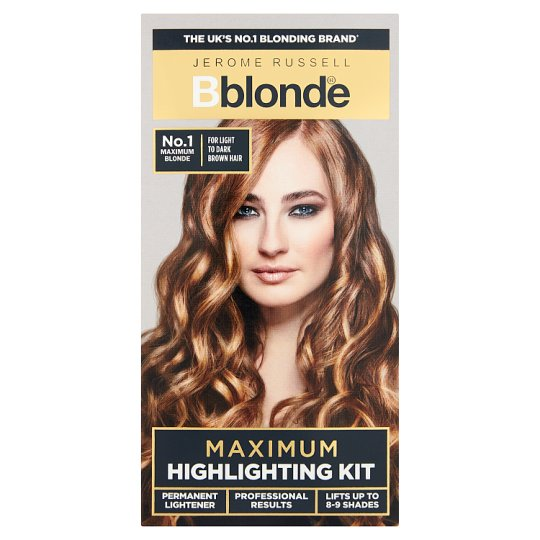 Jerome Russell B Blonde Highlighting Kit