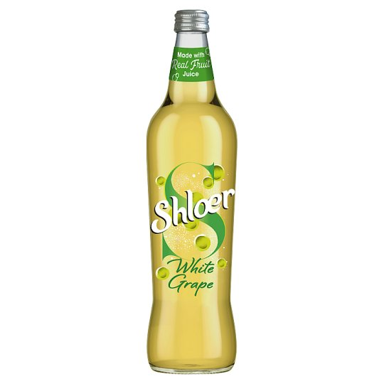Shloer Sparkling White Grape Juice 750Ml