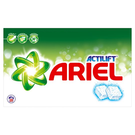 Ariel Washing Tablets 20 Washes