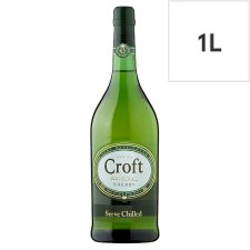 Croft Original Pale Cream Sherry 1 Litre