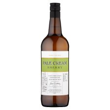Tesco Pale Cream Sherry 1L