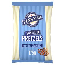 image 1 of Penn State Salted Pretzels 175G
