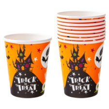 Tesco Character Cups 8Pk
