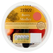 Tesco Berry Medley 220G