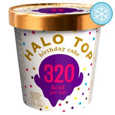 Halo Top Birthday Cake Ice Cream 473Ml