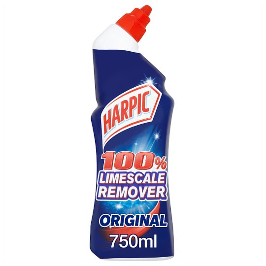Harpic Limescale Remover Original Toilet Cleaner 750 Ml