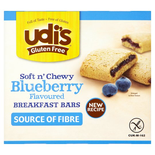 Udi's Blueberry Bars 200G