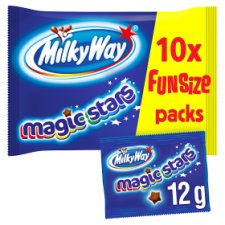 Milky Way Magic Stars Minis 10 Pack 120G
