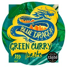 Blue Dragon Thai Green Paste Pot 50G