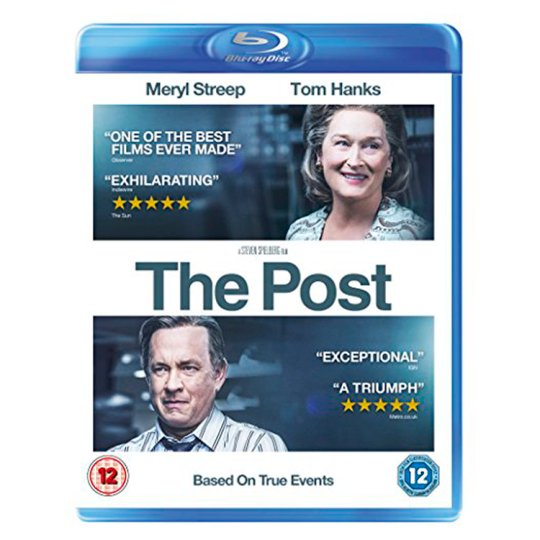 The Post Bd Bluray