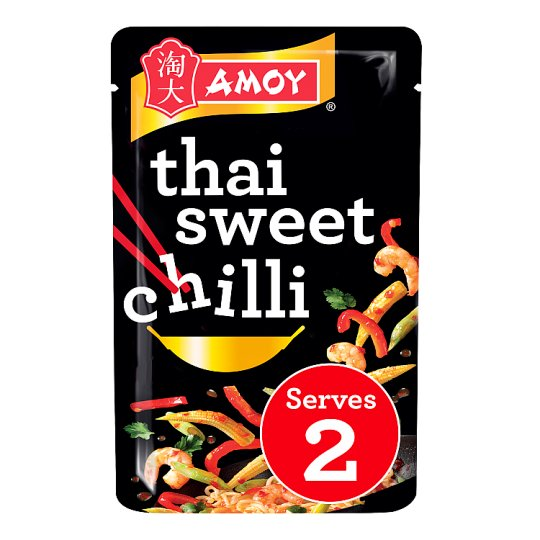Amoy Stir Fry Sweet Thai Chilli Sauce 120G