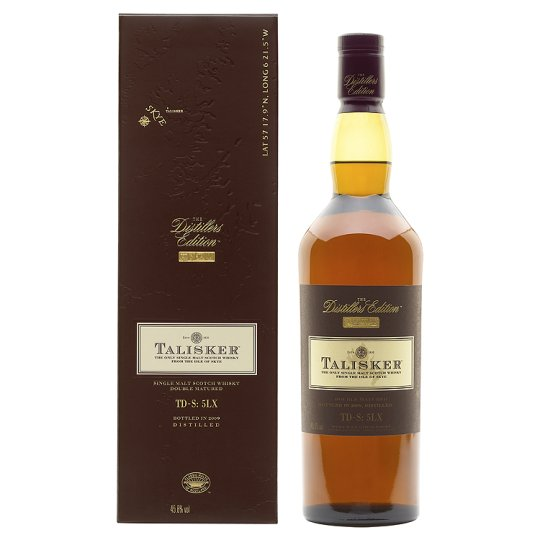 Talisker Distillers Malt Whisky 70Cl