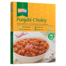 Ashoka Heat And Eat Punjabi Choley 280G