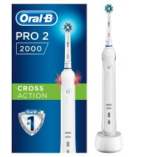 Oral-B Pro 2000 Cross Action Electric Toothbrush