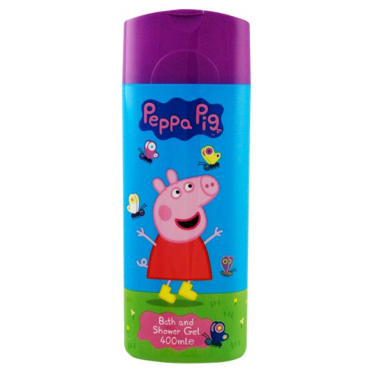 Peppa Pig Bath And Shower Gel 400Ml