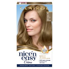 Clairol Nice 'N Easy Dark Cool Blonde 7C Hair Dye