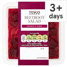 Tesco Beetroot Salad 305G
