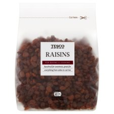 Tesco Californian Seedless Raisins 1Kg