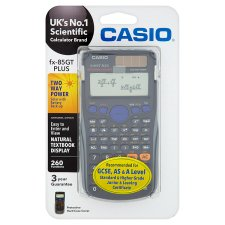Casio Fx-85 Scientific Calculator
