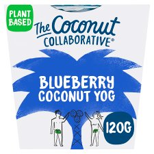 Coconut Collaborative Blueberry Yogurt Alternative 120G