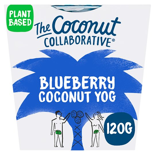 image 1 of Coconut Collaborative Blueberry Yogurt Alternative 120G
