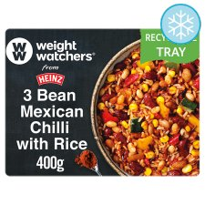 Weight Watchers 3 Beans Chilli 400G