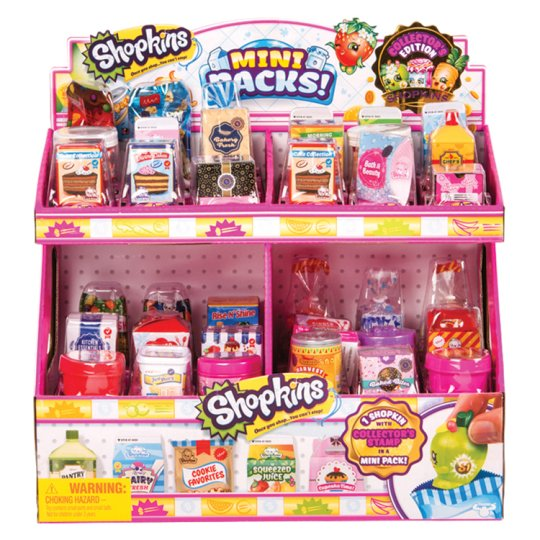 Shopkins Mini Pack