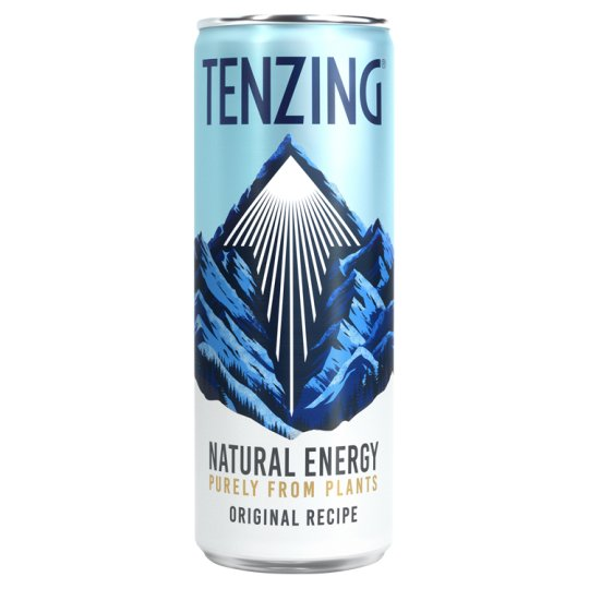 Tenzing Natural Energy Drink 250Ml