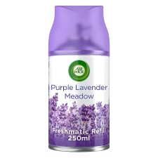 Airwick Fresh Matic Max Lavender Meadow Single Refill250ml