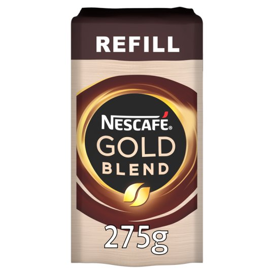 image 1 of Nescafe Gold Blend Instant Coffee Refill 275G