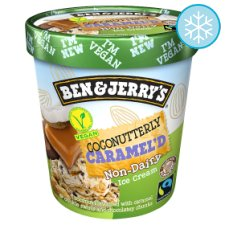 Ben & Jerry's Coconut & Caramel Ice Cream 500Ml