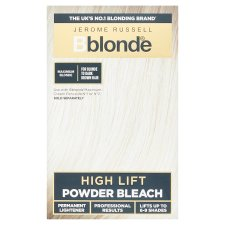 Jerome Russell B Blonde High Lift Powder Bleach
