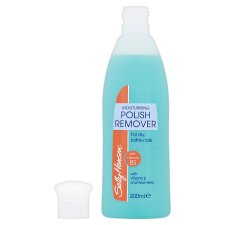 Sally Hansen Nailpolish Remover Moisturising 200Ml