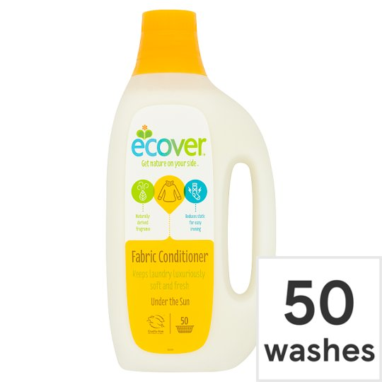 Ecover Fabric Conditioner Under The Sun 1.5L 50Wash