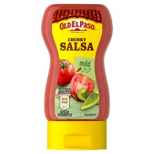 Old El Paso Squeezy Chunky Salsa 238G